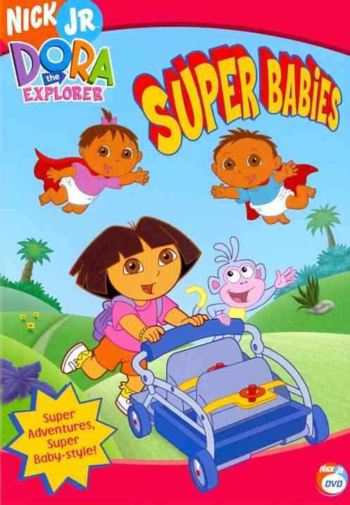 DORA THE EXPLORER:SUPER BABIES BY DORA THE EXPLORER (DVD)