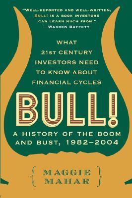 Bull! By Mahar, Maggie