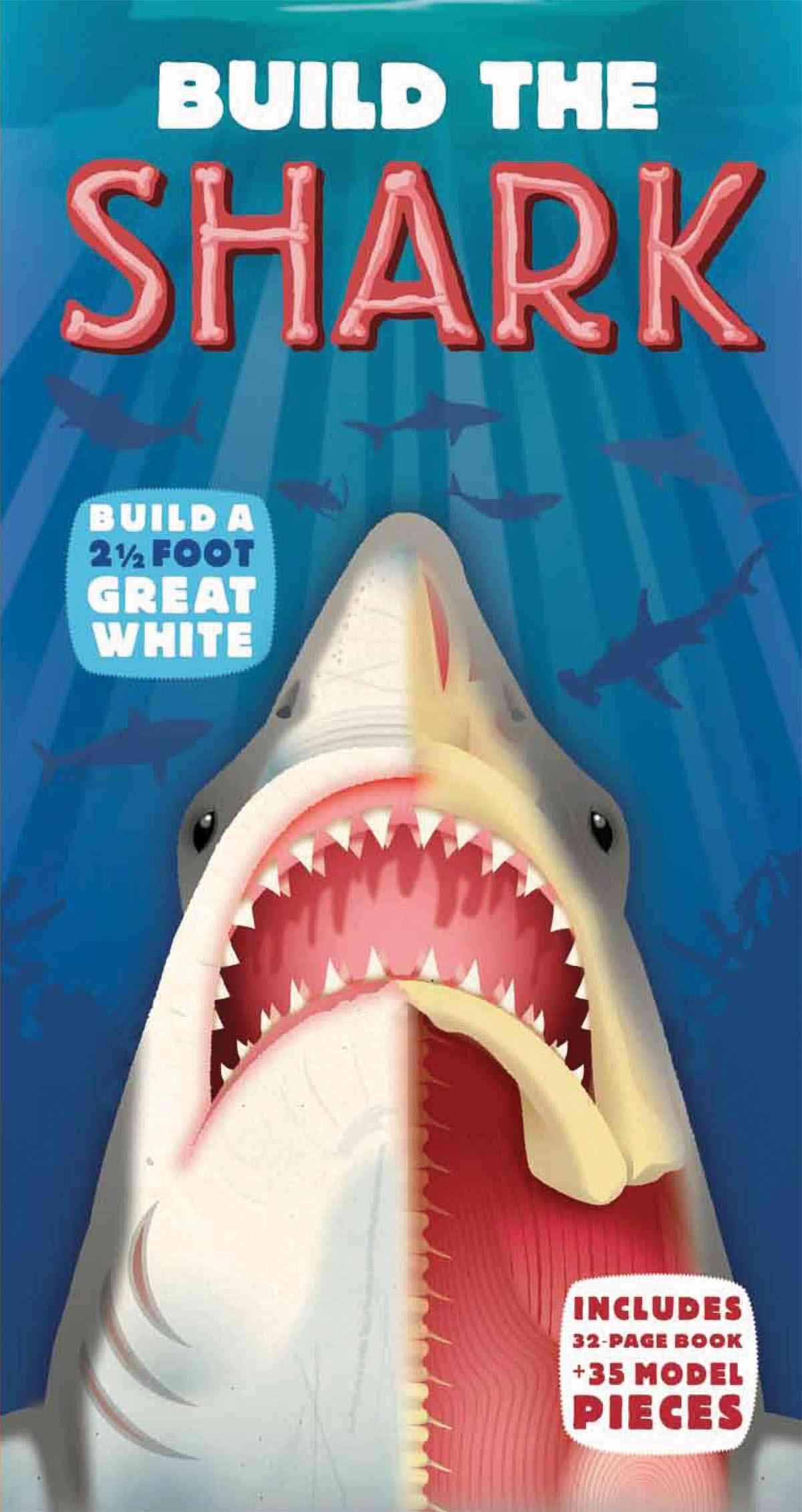 Build the Shark By Taylor, Barbara/ Ruffle, Mark (ILT)/ Bernstein, Galia (ILT)